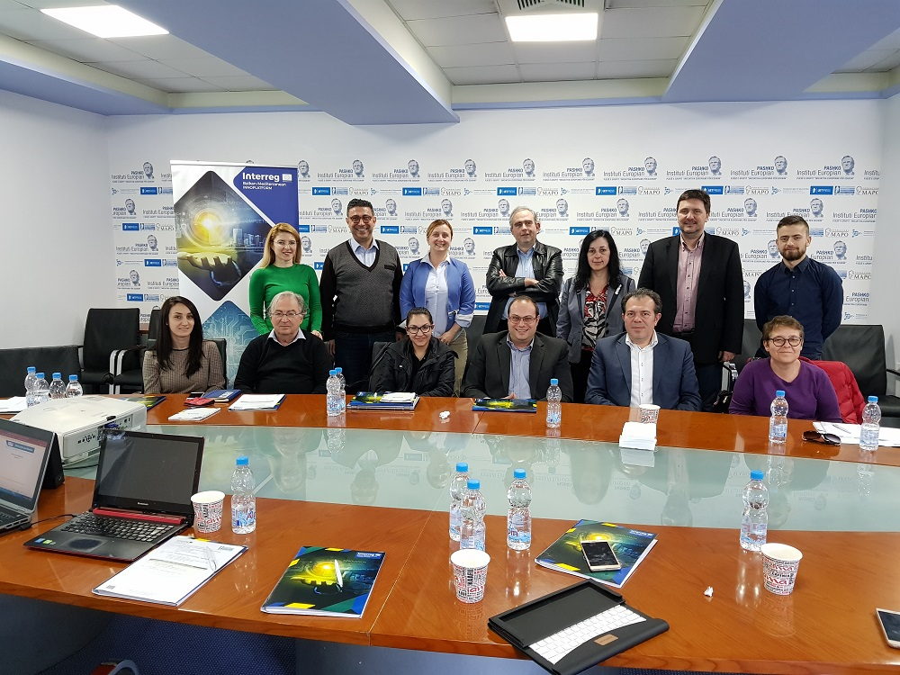InnoPlatform: Third Transnational meeting in Albania
