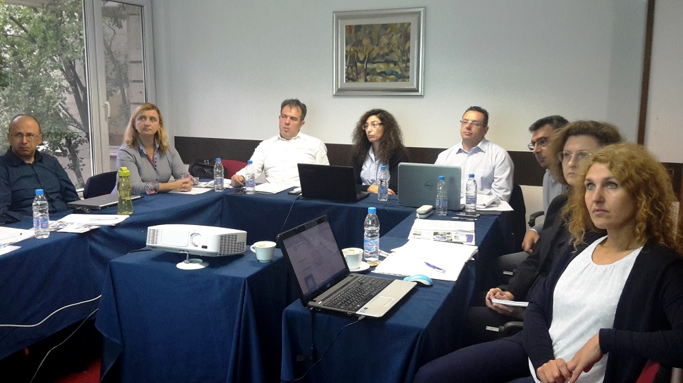 Kick-off Meeting for the project I3